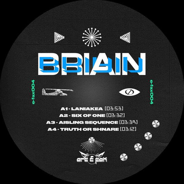 Briain - E-FAX004 - Out Of Joint Records