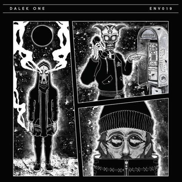 Dalek One - ENV019 - Out Of Joint Records