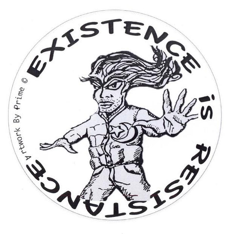 Persian - Existence Is Resistance Retwist! - Out Of Joint Records