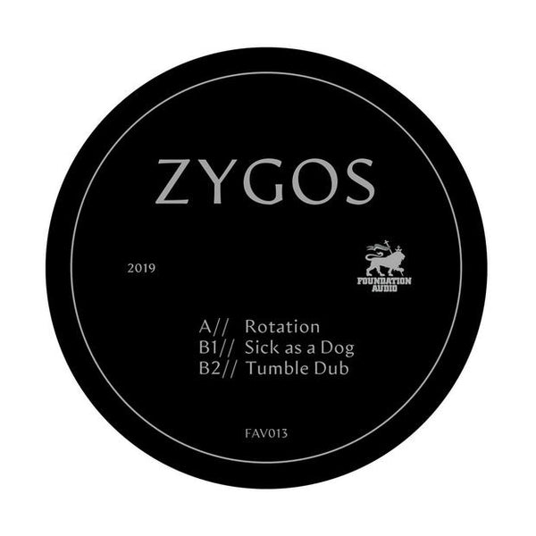 Zygos - Rotation EP - Out Of Joint Records