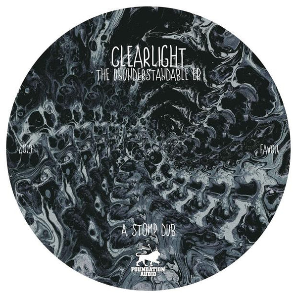 Clearlight - Ununderstandable EP - Out Of Joint Records