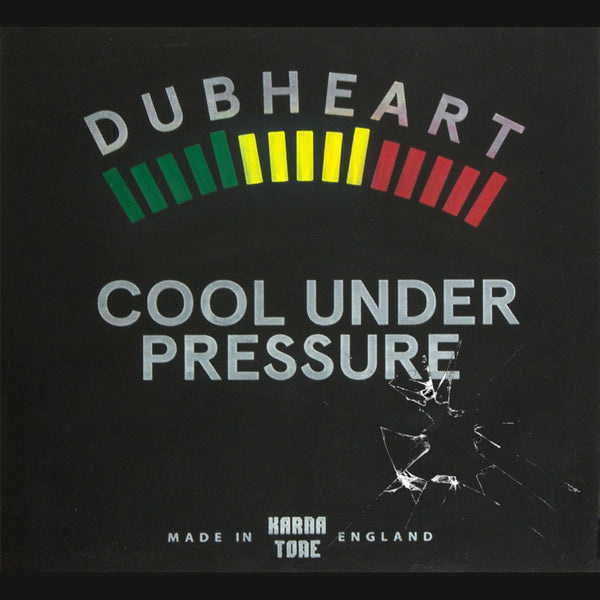 Dubheart - Cool Under Pressure LP - Out Of Joint Records