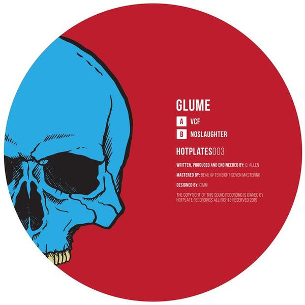 Glume - VCF / Noslaughter - Out Of Joint Records