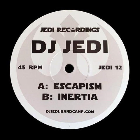 DJ Jedi - Escapism (Repress) - Out Of Joint Records