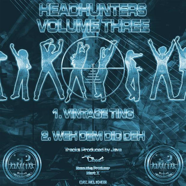 Java - Headhunters Volume 3 - Out Of Joint Records