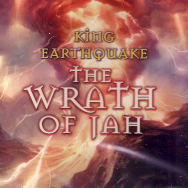 King Earthquake - The Wrath Of Jah - Out Of Joint Records