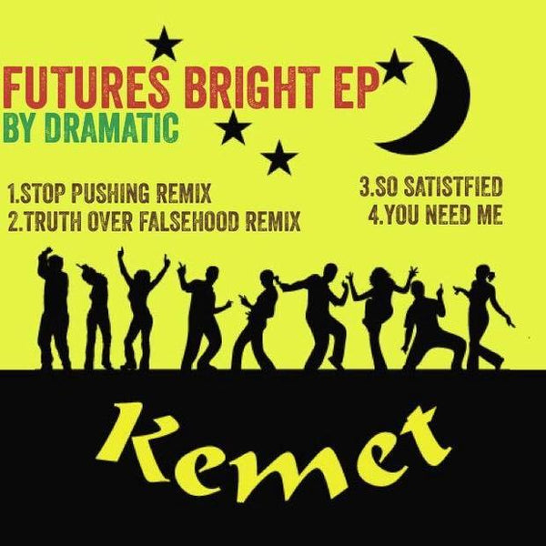 Various Artists - Futures Bright EP - Out Of Joint Records