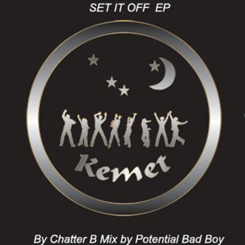 Chatter B & Potential Bad Boy - Set It  Off EP - Out Of Joint Records
