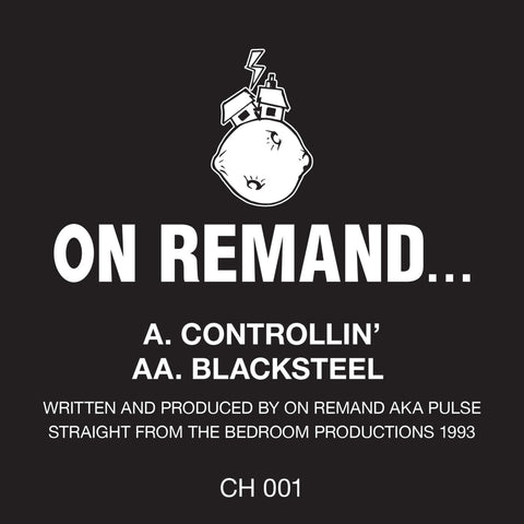 On Remand - Controllin' / Blacksteel - Out Of Joint Records