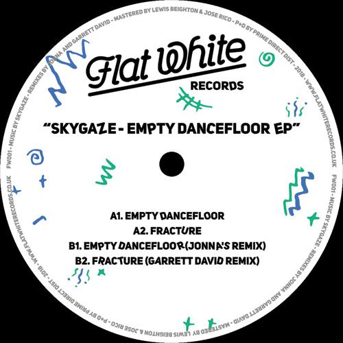 Skygaze - Empty Dancefloor EP - Out Of Joint Records
