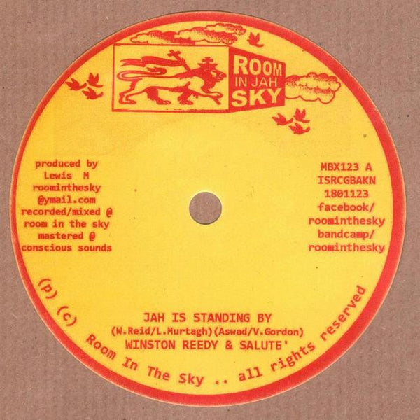Various Artists - Jah Is Standing By - Out Of Joint Records