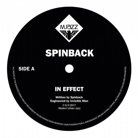 MJazz Classics 2 - In Effect/ Divine Inspiration - Spinback and Windmill - Out Of Joint Records