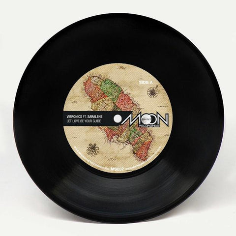 "Vibronics ft Saralene - Let Love Be Your Guide (7"" Vinyl)"