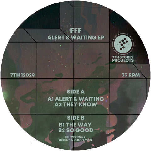 FFF - Alert & Waiting EP (Pre-order) - Out Of Joint Records