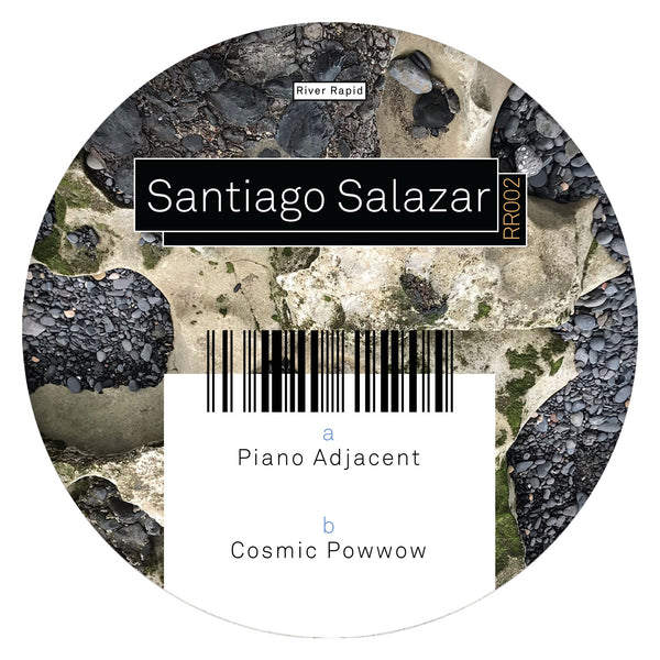 Santiago Salazar - RR002 - Out Of Joint Records