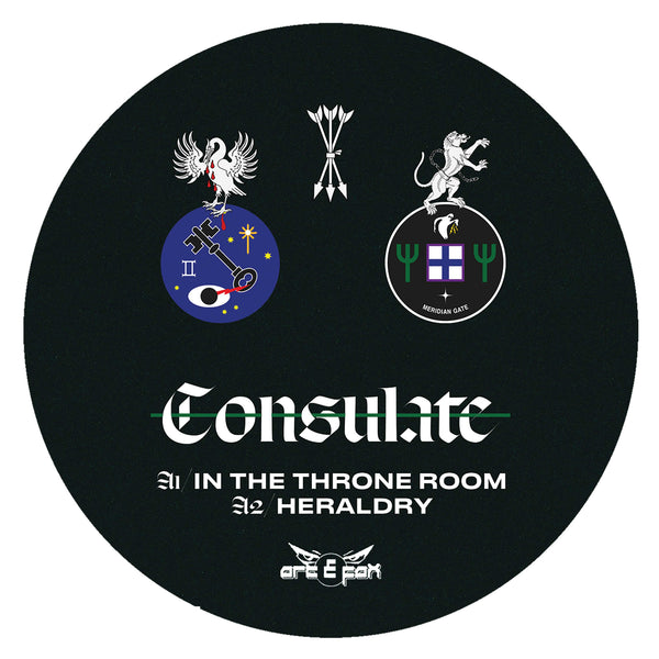 Consulate - E-FAX005 - Out Of Joint Records