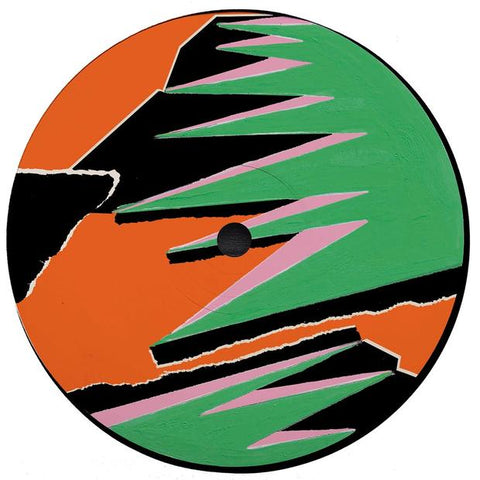 Desert Sound Colony - Can Can Wingspan EP - Out Of Joint Records