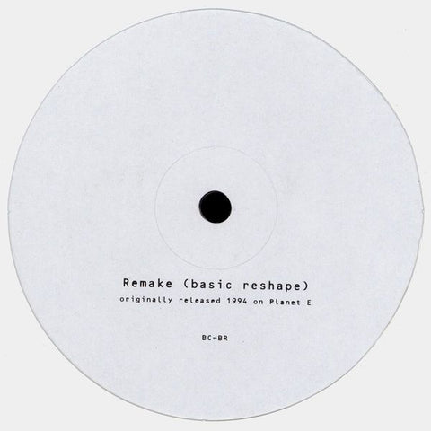 Basic Channel / Carl Craig - The Climax / Basic Reshape - Out Of Joint Records