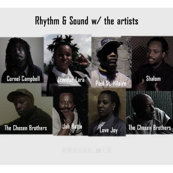 Rhythm & Sound - w/ The Artists - Out Of Joint Records