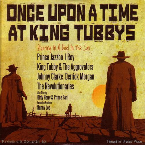 Various Artists ‎- Once Upon A Time At King Tubbys