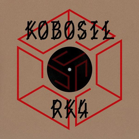 Kobosil - RK4 - Out Of Joint Records
