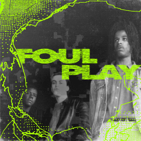 "Foul Play - Origins (2 x 12"" Deluxe Full Artwork Sleeve) (Pre-order) - Out Of Joint Records"