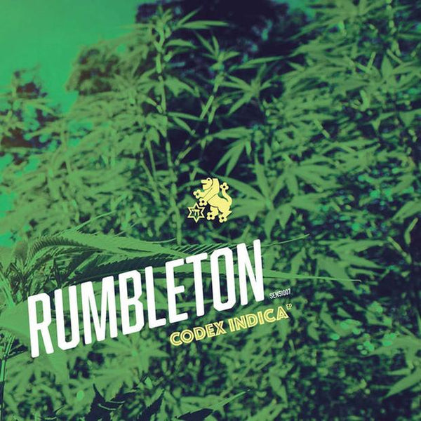 Rumbleton - Codex Indica EP - Out Of Joint Records