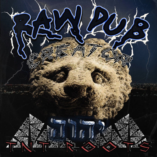 TNT Roots - Raw Dub Creator - Out Of Joint Records