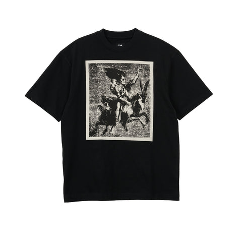The Trilogy Tapes Glaistigs T-Shirt Black