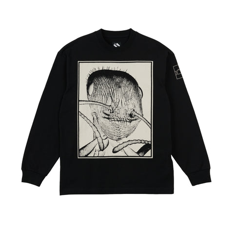 The Trilogy Tapes Electronic Voyage Longsleeve Black