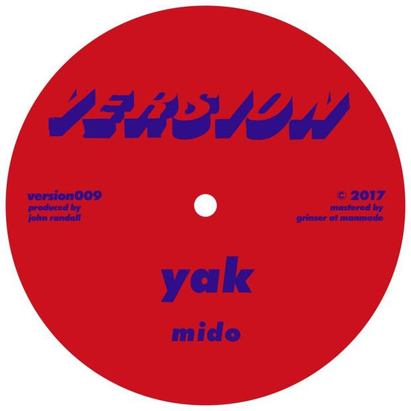 Yak - Mido // Darunia - Out Of Joint Records