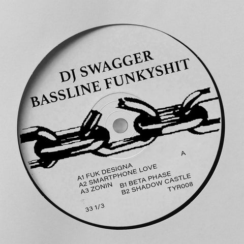 DJ Swagger - Bassline Funkyshit EP - Out Of Joint Records