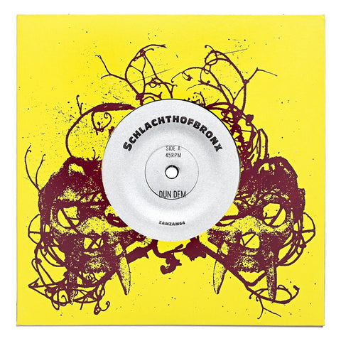 "Schlachthofbronx - Dun Dem / Soundbad (7"" Vinyl) - Out Of Joint Records"