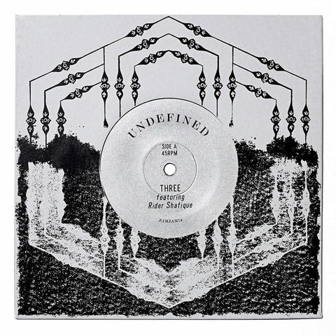 Undefined - Three ft. Rider Shafique / Three Dub (Pre-Order)