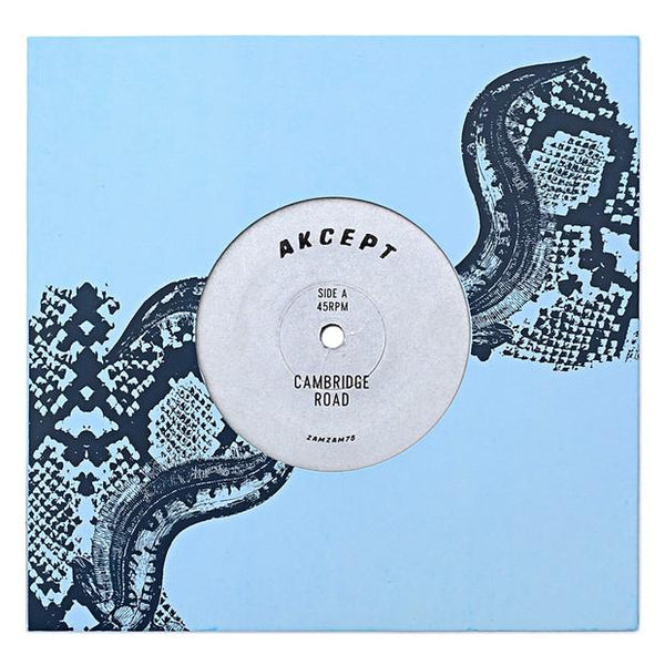 "Akcept - Cambridge Road / Over & Out  (7"" Vinyl) - Out Of Joint Records"