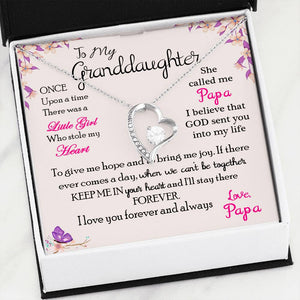 Best Gift for Granddaughter From Papa