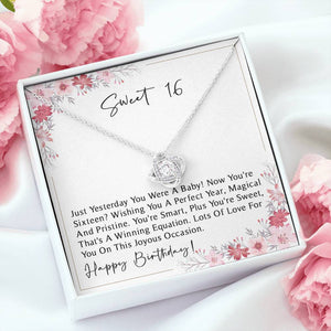 Sweet 16th Birthday Gifts for 16 Years Old Girl