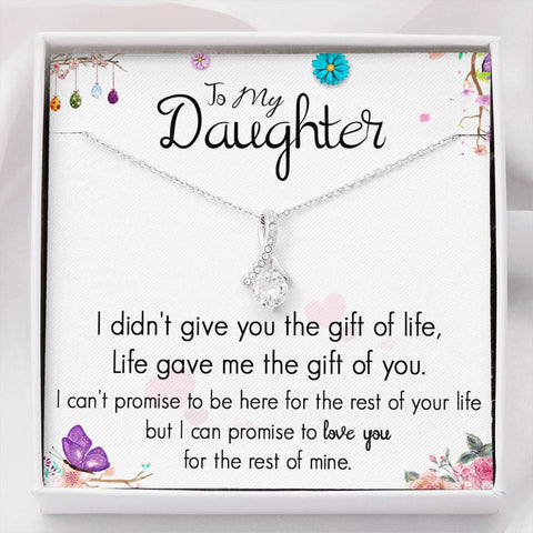 Alluring Beauty Necklace: Best Gift for Daughters