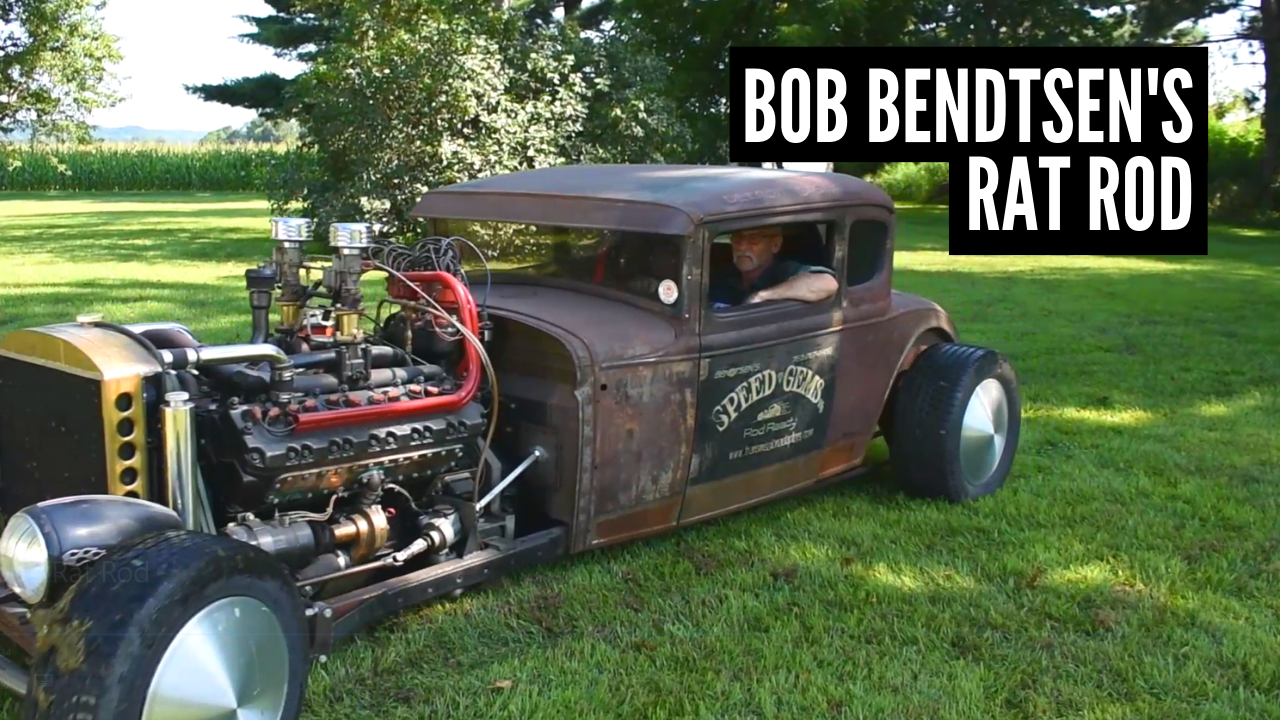Bob Bendtsen's Rat Rod Tour
