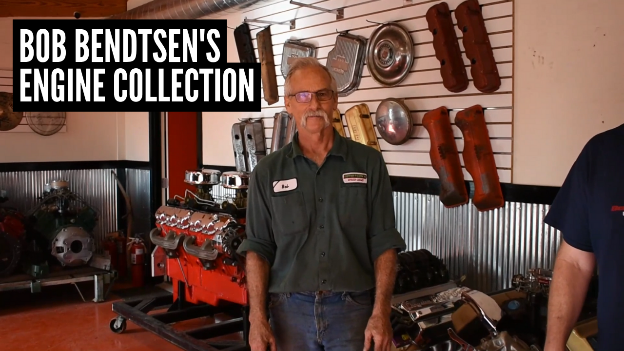 Bob Bendtsen's Engine Collection