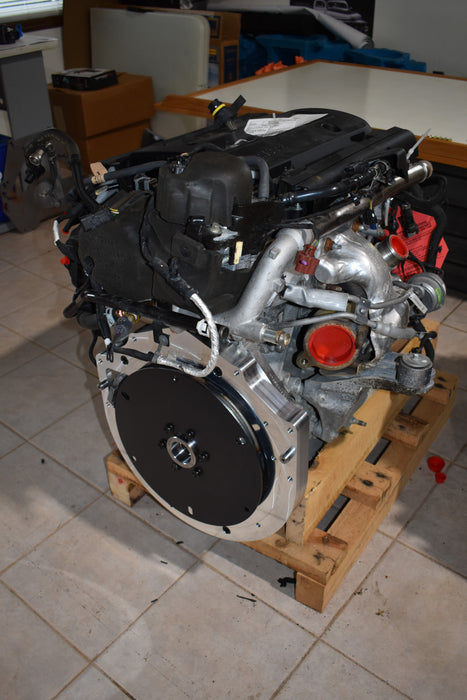 FO1002401 Ford 2015-2020 2.0/2.3 Ecoboost to Chevy