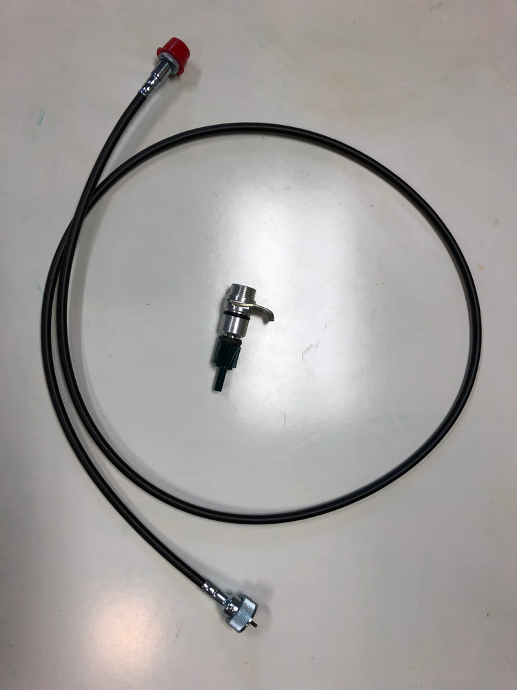 Speedo Cable Kit
