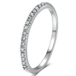 Keep It Simple Thin Band Ring - Prince's Boutique
