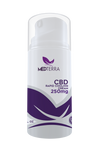 Medterra 250mg CBD Topical Cooling Cream | THC Free! - PrimaHemp