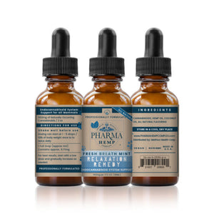 Pharma Hemp 550mg 60ml Holistic CBD Tincture | Relaxation Remedy for Pets - PrimaHemp