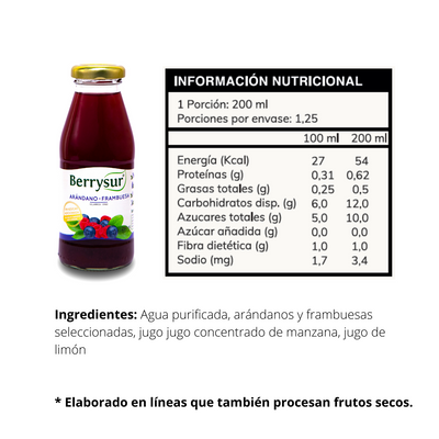 Mix Berries II - Pack surtido 12 unidades