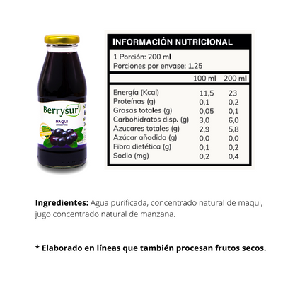 Mix Berries - Pack 12 unidades