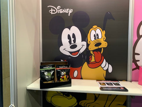 Team Treats Disney display at Booth #6355 at the Global Pet Expo, Orange County Convention Center Orlando, FL