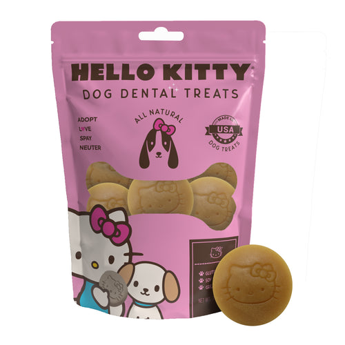 Hello Kitty Dog Dental Treats