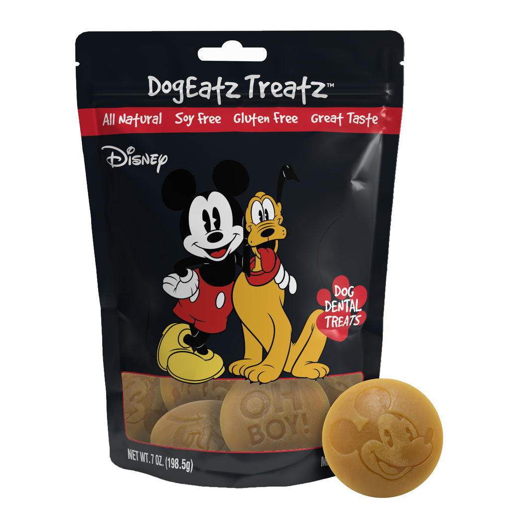 Disney Mickey  DogEatz Treats